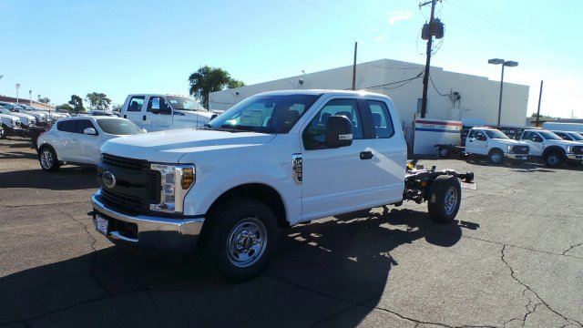 2019 F-250 Super Cab 4x2,  Cab Chassis #F90131 - photo 5