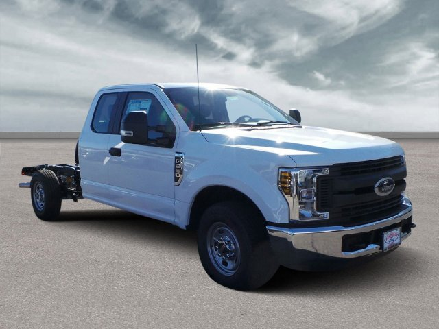 2019 F-250 Super Cab 4x2,  Cab Chassis #F90135 - photo 1