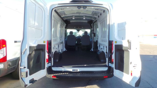 2019 Transit 250 Med Roof 4x2,  Empty Cargo Van #F90158 - photo 1