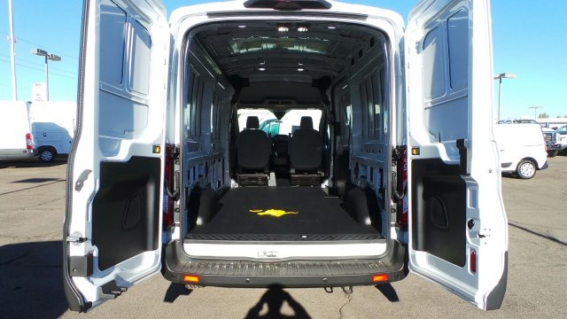 2019 Transit 250 Med Roof 4x2,  Empty Cargo Van #F90159 - photo 1