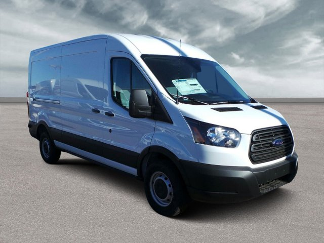 2019 Transit 250 Med Roof 4x2,  Empty Cargo Van #F90180 - photo 1