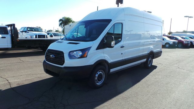 2019 Transit 350 High Roof 4x2,  Empty Cargo Van #F90208 - photo 8