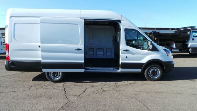 2019 Transit 350 High Roof 4x2,  Empty Cargo Van #F90209 - photo 4