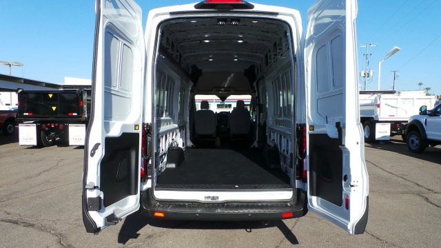 2019 Transit 350 High Roof 4x2,  Empty Cargo Van #F90209 - photo 2