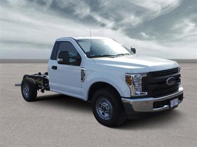 2019 F-250 Regular Cab 4x2,  Cab Chassis #F90238 - photo 1