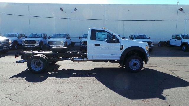 2019 F-550 Regular Cab DRW 4x2,  Cab Chassis #F90269 - photo 3