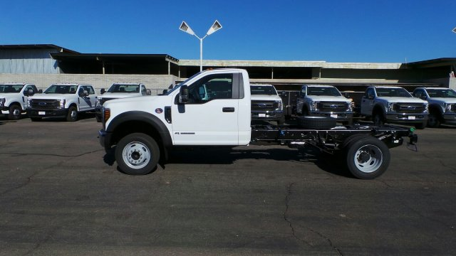 2019 F-550 Regular Cab DRW 4x2,  Cab Chassis #F90269 - photo 4