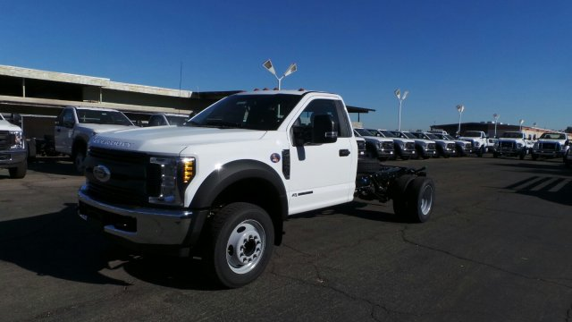 2019 F-550 Regular Cab DRW 4x2,  Cab Chassis #F90269 - photo 5