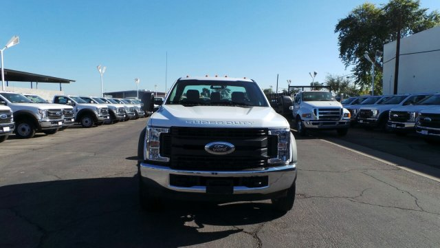 2019 F-550 Regular Cab DRW 4x2,  Cab Chassis #F90269 - photo 6
