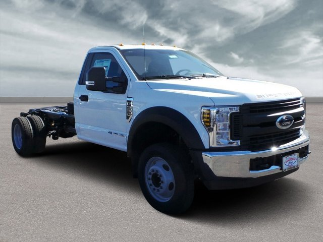 2019 F-550 Regular Cab DRW 4x2,  Cab Chassis #F90332 - photo 1
