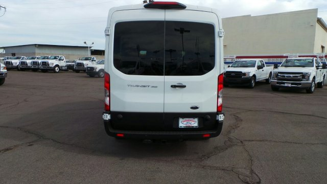 2019 Transit 350 Med Roof 4x2,  Passenger Wagon #F90334 - photo 1