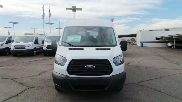 2019 Transit 350 Med Roof 4x2,  Passenger Wagon #F90334 - photo 9