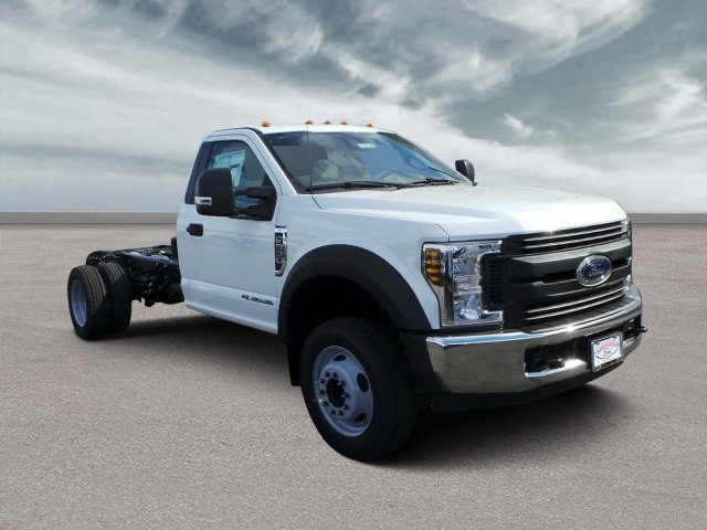 2019 F-550 Regular Cab DRW 4x2,  Cab Chassis #F90339 - photo 1