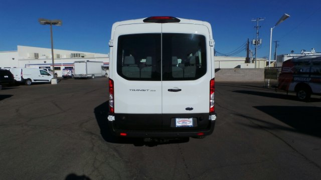 2019 Transit 350 Med Roof 4x2,  Passenger Wagon #F90342 - photo 1