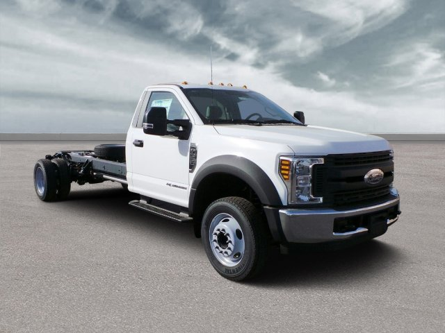 2019 F-550 Regular Cab DRW 4x2,  Cab Chassis #F90344 - photo 1