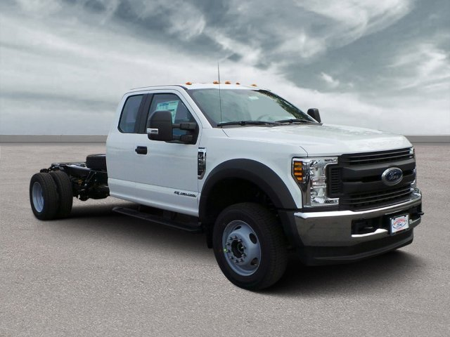 2019 F-550 Super Cab DRW 4x4,  Cab Chassis #F90353 - photo 1