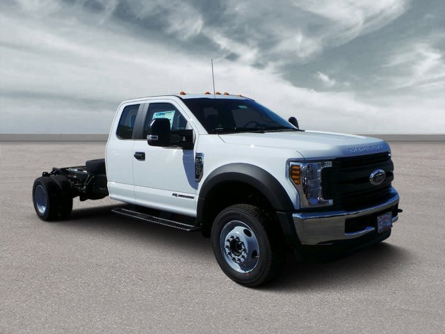 2019 F-550 Super Cab DRW 4x4,  Cab Chassis #F90370 - photo 1