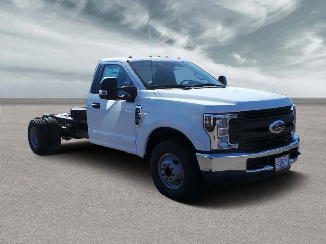 2019 F-350 Regular Cab DRW 4x2,  Cab Chassis #F90439 - photo 1