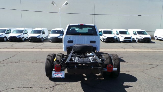 2019 F-350 Regular Cab DRW 4x2,  Cab Chassis #F90443 - photo 1