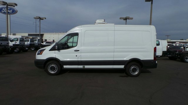 2017 Transit 350 Medium Roof, Refrigerated Body #FT6726 - photo 3