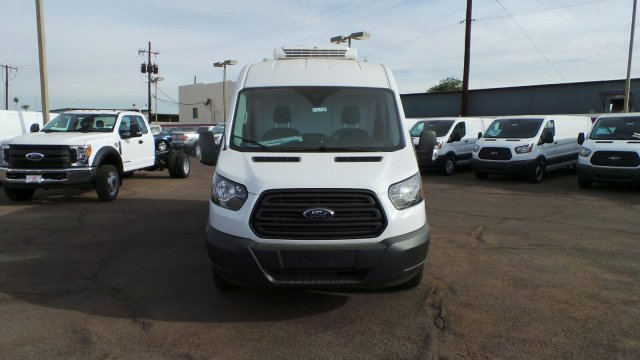 2017 Transit 350 Medium Roof, Refrigerated Body #FT6726 - photo 4