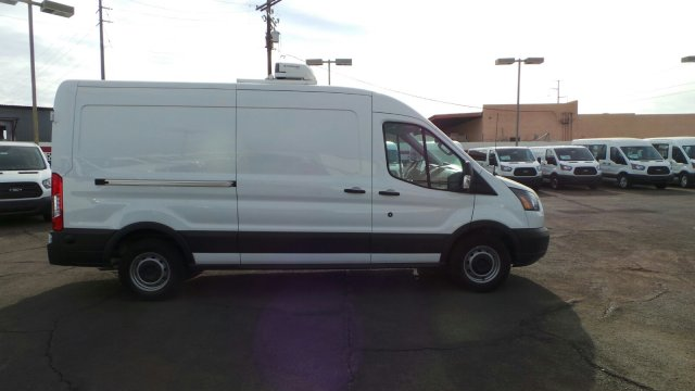 2017 Transit 350 Medium Roof, Refrigerated Body #FT6726 - photo 6