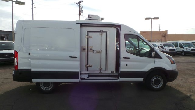 2017 Transit 350 Medium Roof, Refrigerated Body #FT6726 - photo 7