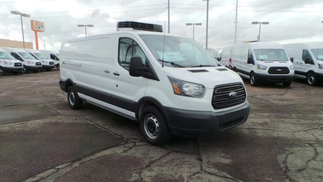 2017 Transit 250 Low Roof 4x2,  Vanco Refrigerated Body #FT6729 - photo 13
