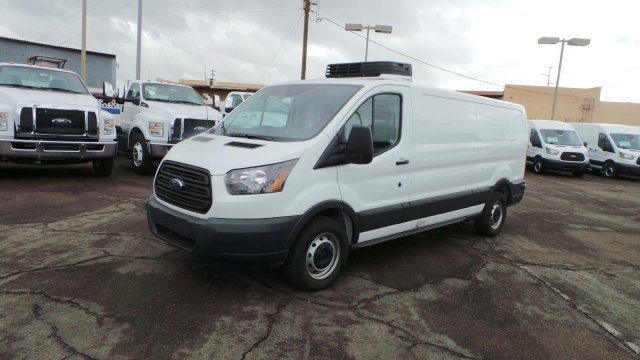2017 Transit 250 Low Roof 4x2,  Vanco Refrigerated Body #FT6729 - photo 6