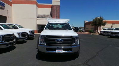 2017 F-450 Crew Cab DRW 4x2,  Royal Contractor Bodies Contractor Body #FT7022 - photo 3