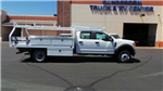2017 F-450 Crew Cab DRW 4x2,  Royal Contractor Bodies Contractor Body #FT7022 - photo 5