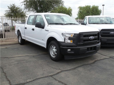 2017 F-150 SuperCrew Cab 4x2,  Pickup #FT7259 - photo 2