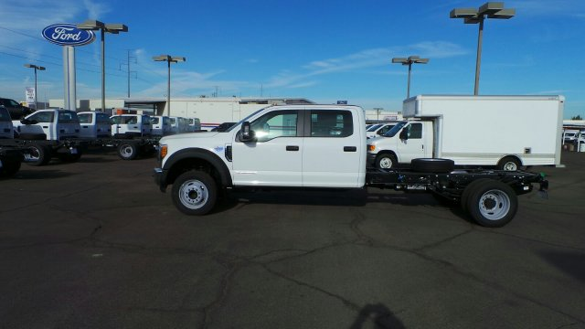 2017 F-550 Crew Cab DRW Cab Chassis #FT7368 - photo 4