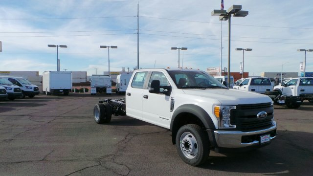 2017 F-550 Crew Cab DRW Cab Chassis #FT7368 - photo 3