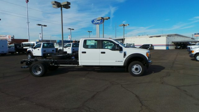 2017 F-550 Crew Cab DRW Cab Chassis #FT7368 - photo 6