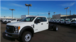2017 F-550 Crew Cab DRW Cab Chassis #FT7368 - photo 1