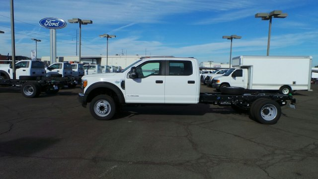 2017 F-550 Crew Cab DRW Cab Chassis #FT7369 - photo 3
