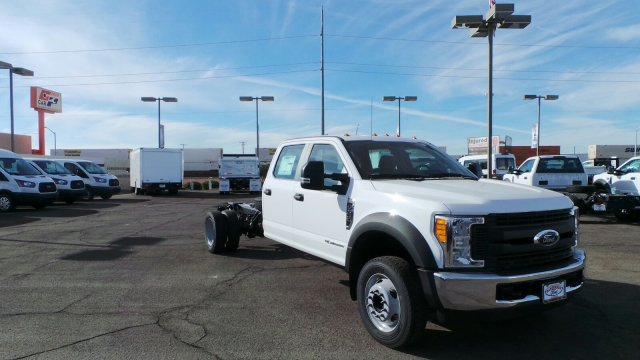 2017 F-550 Crew Cab DRW Cab Chassis #FT7369 - photo 5