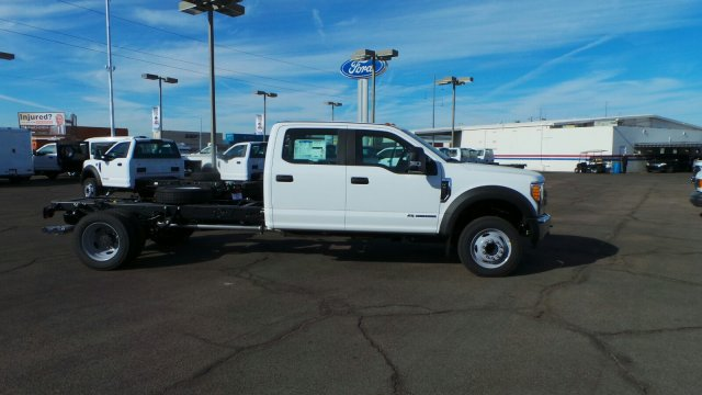 2017 F-550 Crew Cab DRW Cab Chassis #FT7369 - photo 6
