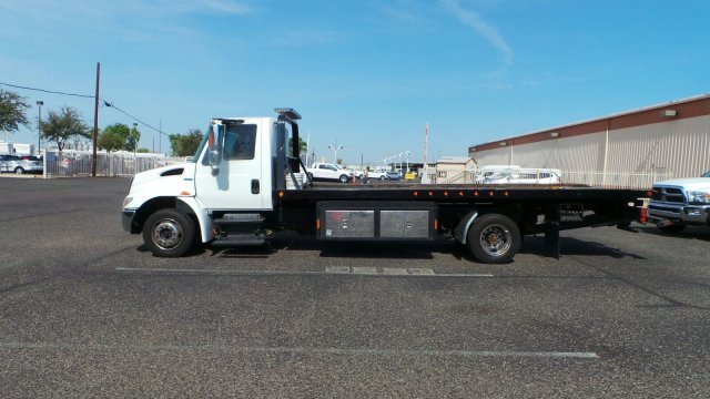 2011 International Truck,  Rollback Body #HT0017B - photo 3