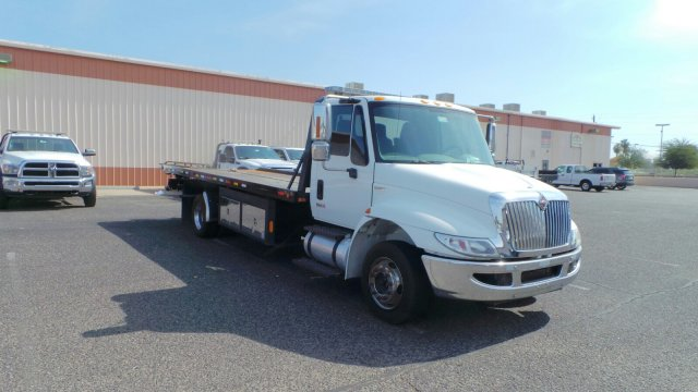 2011 International Truck 4x2,  Rollback Body #HT0017B - photo 1
