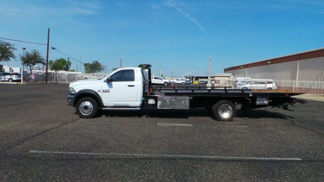 2016 Ram 5500 Regular Cab DRW 4x2,  Rollback Body #HT0022A - photo 3