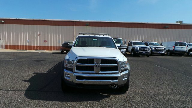 2016 Ram 5500 Regular Cab DRW 4x2,  Rollback Body #HT0022A - photo 5