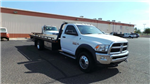 2016 Ram 5500 Regular Cab DRW 4x2,  Rollback Body #HT0022A - photo 1
