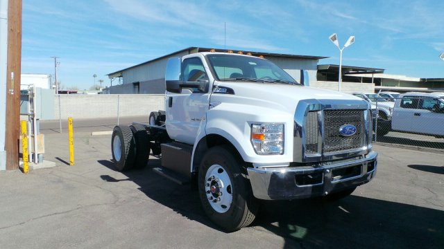 2018 F-750 Regular Cab DRW 4x2,  Cab Chassis #HT0041 - photo 1