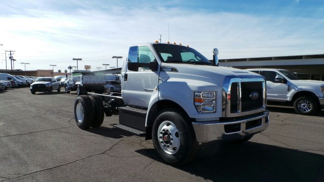 2018 F-750 Regular Cab DRW 4x2,  Cab Chassis #HT0073 - photo 1