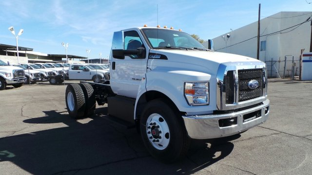 2018 F-750 Regular Cab DRW 4x2,  Cab Chassis #HT0074 - photo 1