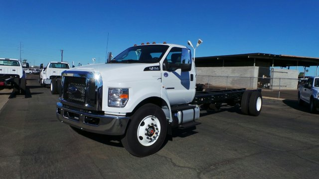 2019 F-750 Regular Cab DRW 4x2,  Cab Chassis #HT0219 - photo 3