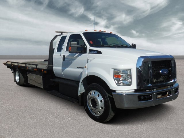 2017 F-650 Super Cab DRW 4x2,  Jerr-Dan Rollback Body #HT0223A - photo 1