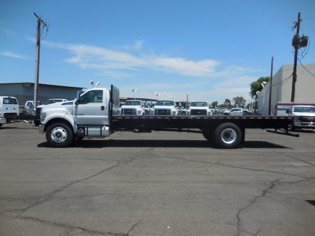 2019 F-750 Regular Cab DRW 4x2,  Cab Chassis #HT0229 - photo 4